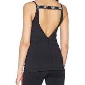 Nike Women's Dry Training Tank Top Shirt Pull Over